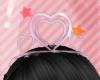 Heart Tiara v2 Pink