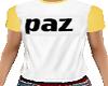 Spanish Peace Shirt