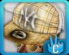 [LF] B.Plaid KING -Cap