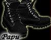 ♂ Black Boots