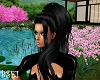 Black Ebony EVA Hair