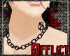 Afflict's Choker -Female