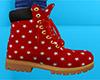 Stars Work Boots 6 (M)