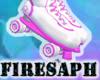 [F] roller girl skates