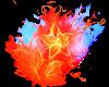 fires  flower