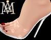 *Nina CUSTOM heels*