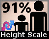 Height Scaler 91% F A