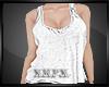 -X K- White T Shirt