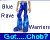 Blue Rave Warriors