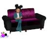 scaled black pink sofa