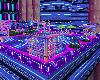 neon nights rooftop