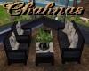 R/Acres Patio Sofa Set
