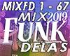 MIX Funk Delas 2019