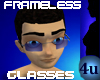 4u Silver Blu Frameless