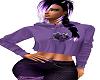 Female purple Chill