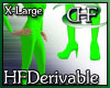 HFD Bodyheel X-Large