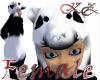 panda suit ^^ female