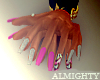 [Mighty] Amber Rose Nail