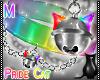 [CS] Pride Cat Bell .M
