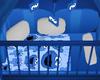 ` Cookie Monster Crib