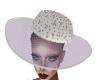 Lilac Hearts 4U Hat