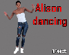 Alison dancing