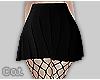 My Skirt+Fishnets
