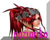 NS*Hair red roc NAZ