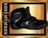 [L] Sneakers Black M / F