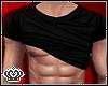 [K]Shirt Tugged-Black