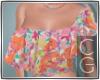 CG | Hibiscus Top