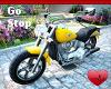 Mm Motor Bike Yellow