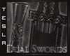 ⚜ Dual Medieval Swords