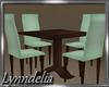 Sage Wood Table
