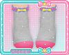 Kids Pjs Rainbow Sock