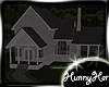Cottage Farmhouse Night