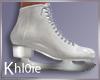 K white purp iceskate M