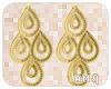 A.M.| GoldDance Earrings