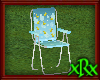 Metal Lawn Chair Ducks