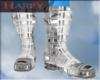 Metalic Boots