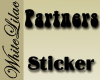 Partners Sticker
