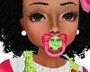 kids baby alligator paci