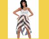 ANNETTE  HOT BEACH DRESS