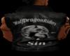 WolfDragonRider Sin Vest