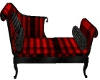 SG Dark Red Sofa 5Poses