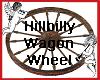 Hillbilly Wagon Wheel
