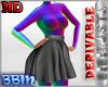 BBR BBM HD Cute Skirt