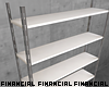 Metal Frame Shelf