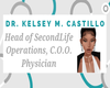 Dr. Kelsey's Name Badge