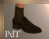 PdT Loafer DkBrown w Sox